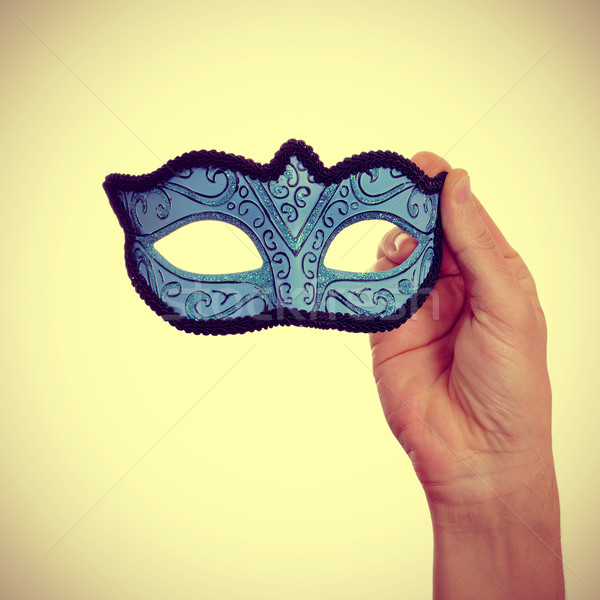 carnival mask Stock photo © nito