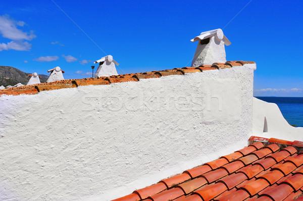mediterranean architecture Stock photo © nito