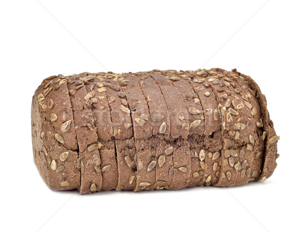 sliced rye bread Stock photo © nito