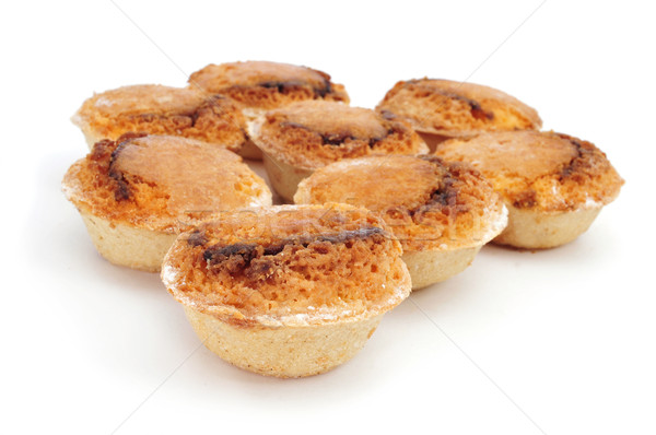 pasteis de feijao, typical Portuguese pastries Stock photo © nito
