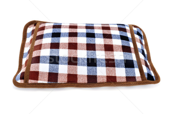 hot water bottle with a pocket to introduce the hands Stock photo © nito