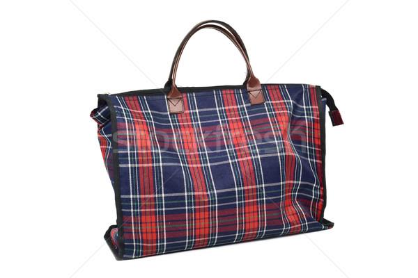 reusable shopping bag Stock photo © nito