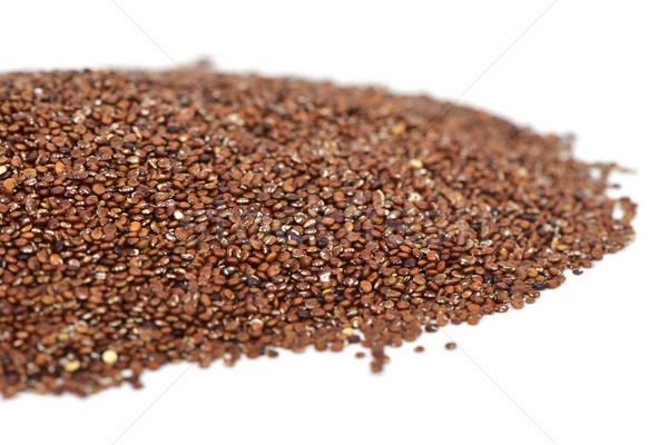 red quinoa seeds Stock photo © nito
