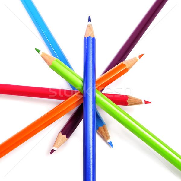 crayon pencils Stock photo © nito