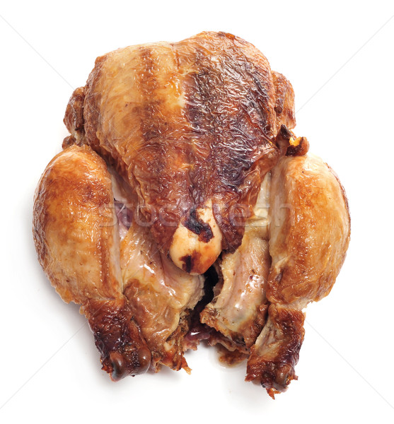 roast chicken Stock photo © nito
