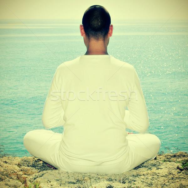 meditation Stock photo © nito