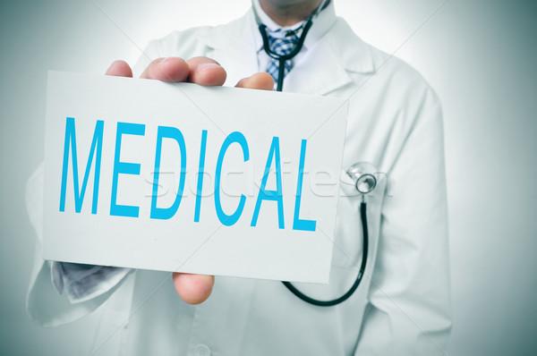 medicine Stock photo © nito