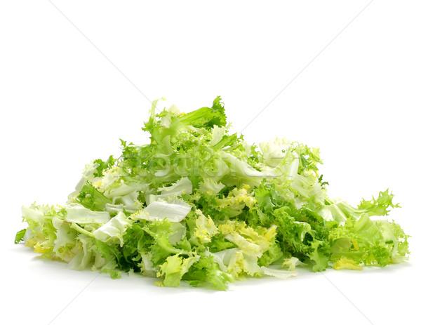 Picado comida fundo folhas salada Foto stock © nito