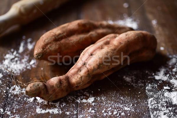 sweet potatoes Stock photo © nito