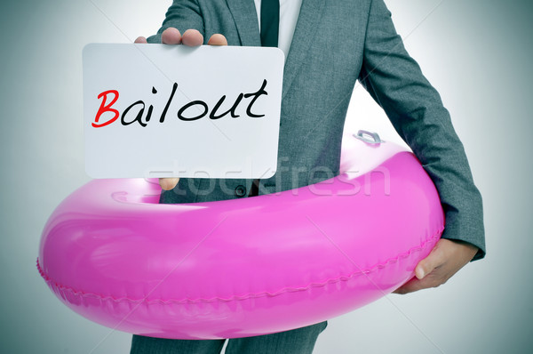 bailout Stock photo © nito
