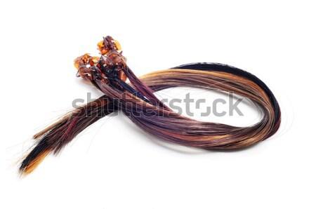 hair extensions Stock photo © nito