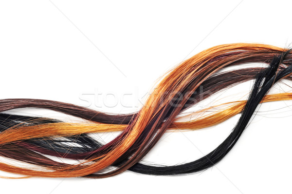 hair extensions Stock photo © nito