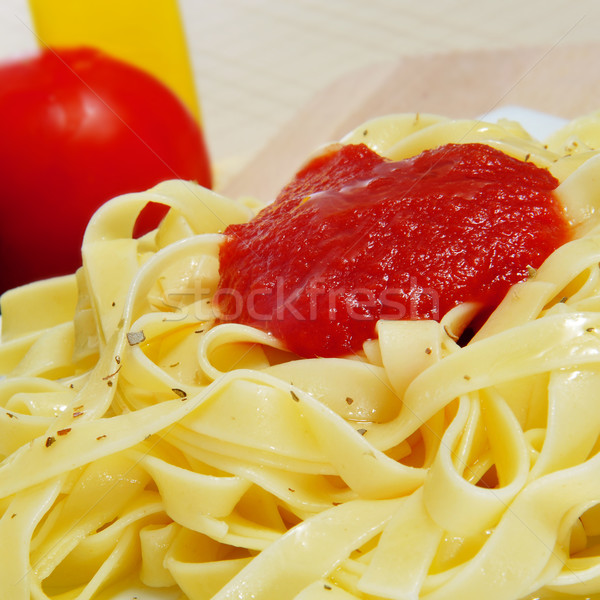 tagliatelle Stock photo © nito
