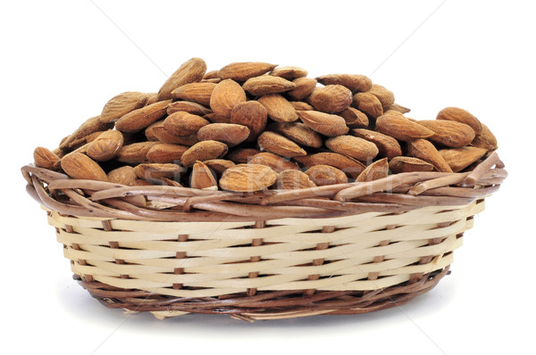 shelled almonds Stock photo © nito