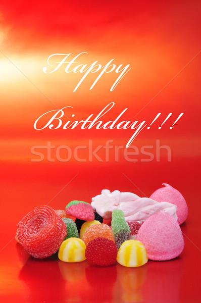 happy birthday Stock photo © nito