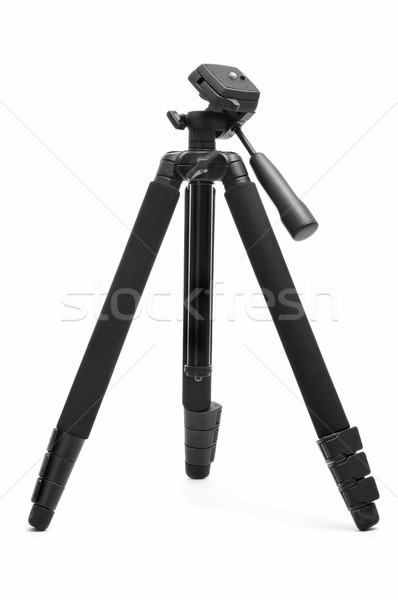Stock photo: tripod