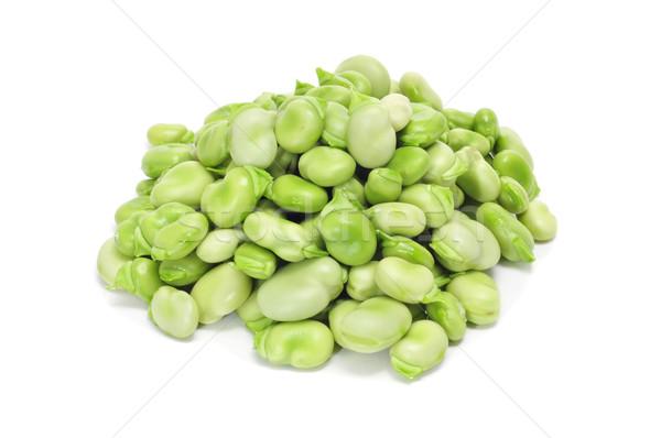 broad beans Stock photo © nito