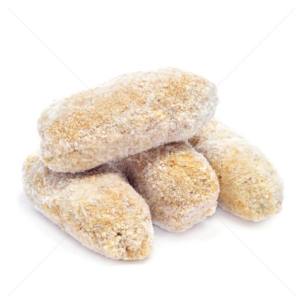 frozen spanish croquettes Stock photo © nito
