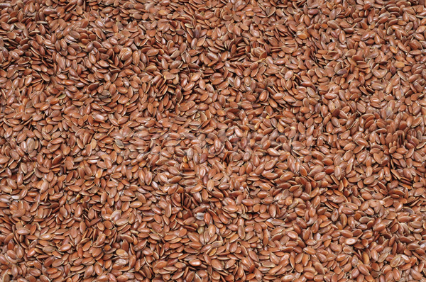 brown flax seeds Stock photo © nito