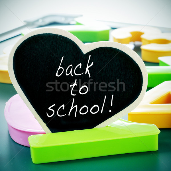 back to school Stock photo © nito