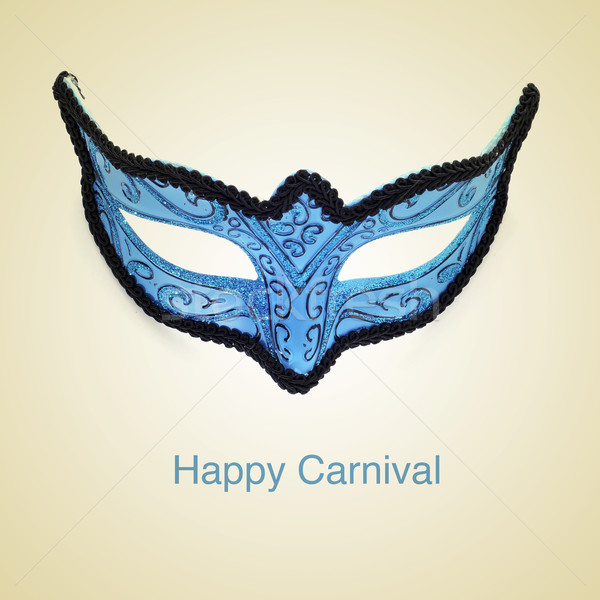 happy carnival Stock photo © nito
