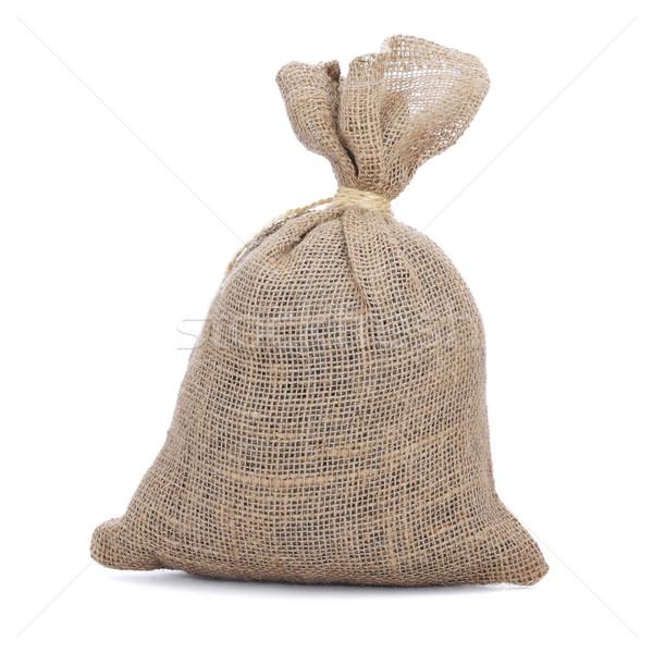 burlap sack Stock photo © nito