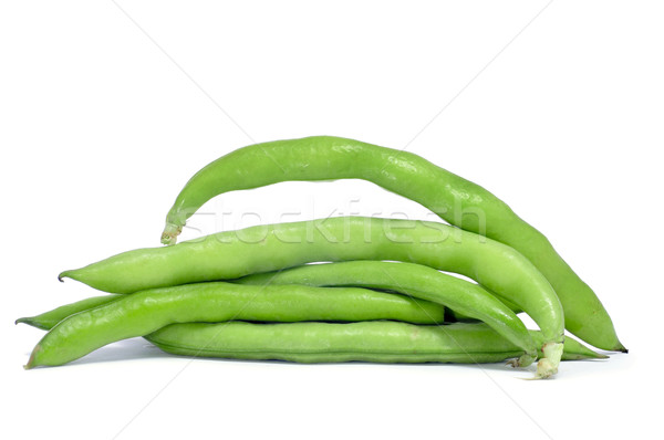 broad beans Stock photo © nito