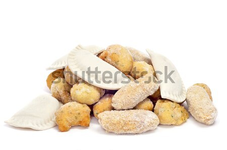 frozen spanish food Stock photo © nito