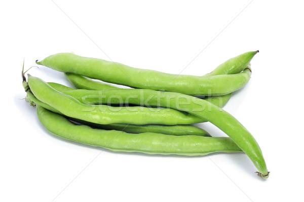 broad bean pods Stock photo © nito