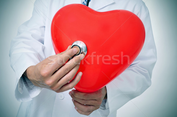 cardiovascular health Stock photo © nito