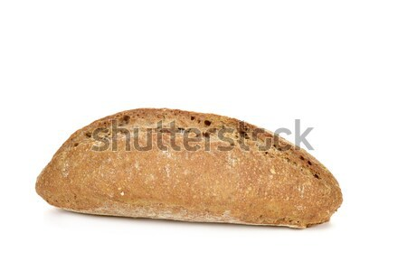 unsalted bread roll Stock photo © nito