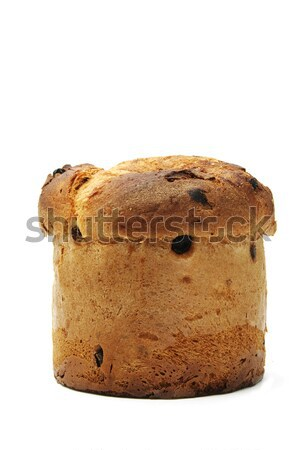 panettone, typical Italian sweet for Christmas Stock photo © nito