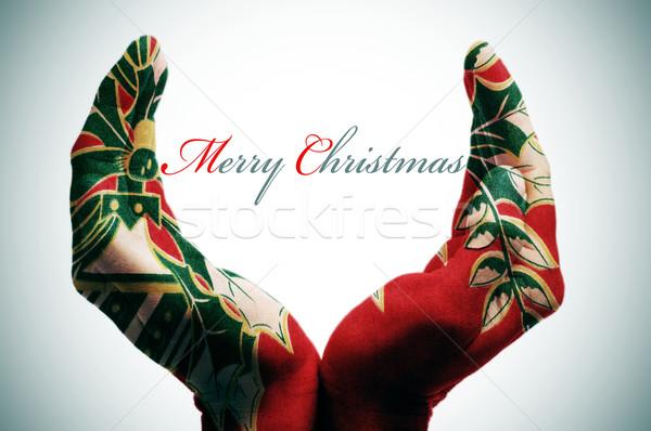 merry christmas Stock photo © nito