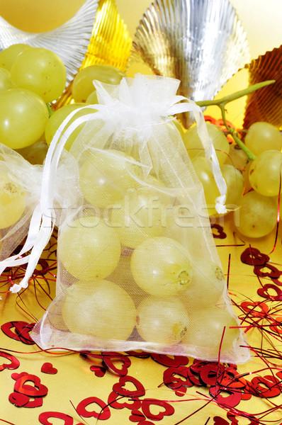 スペイン語 12 ブドウ 伝統的な ストックフォト © nito