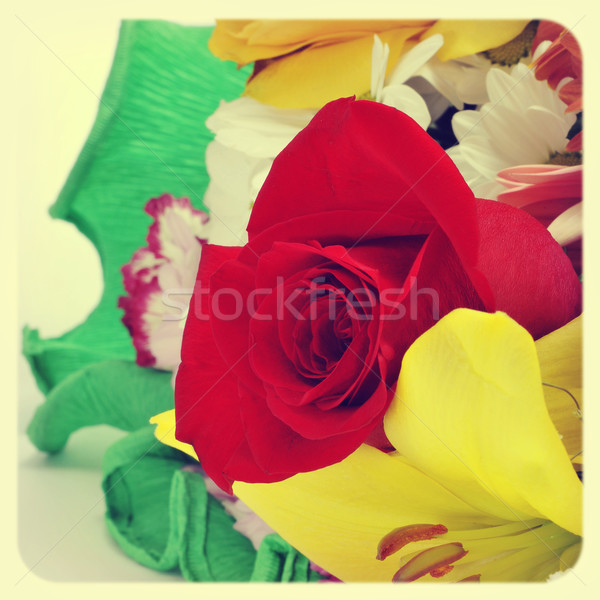 flower bouquet Stock photo © nito