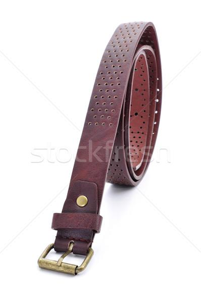 leather belt Stock photo © nito