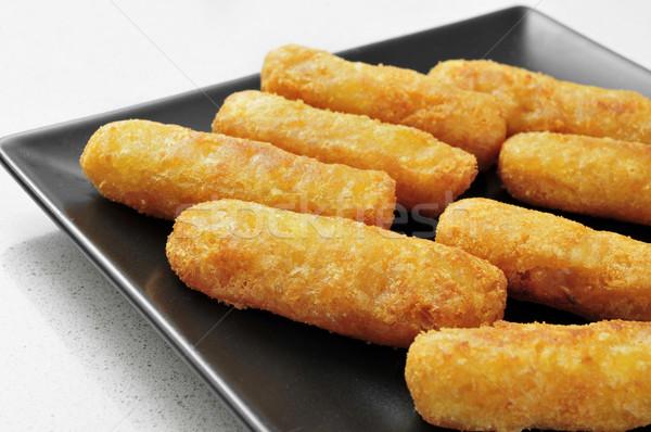 fish sticks Stock photo © nito