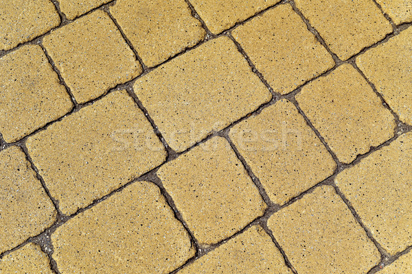 stone wall or stone pavement background Stock photo © nito