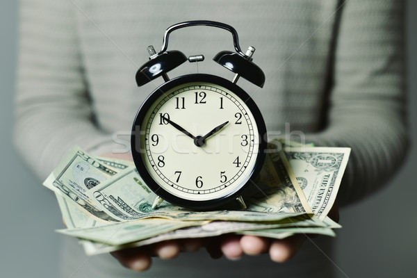time is money Stock photo © nito