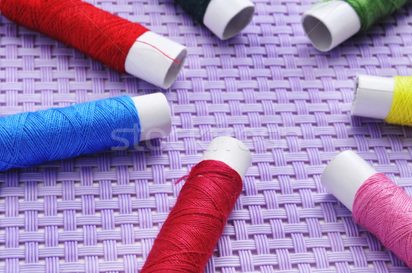 sewing thread Stock photo © nito