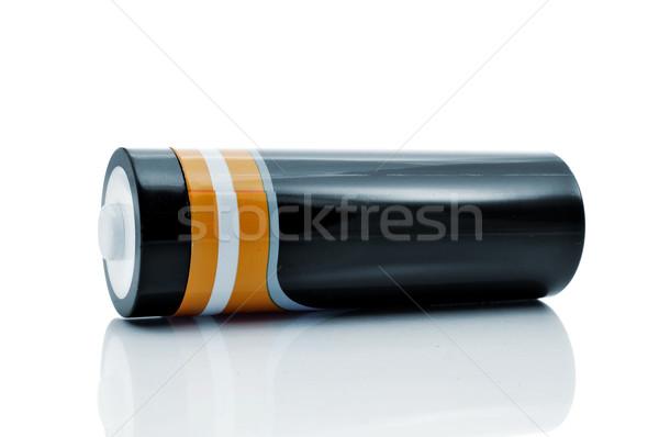 Bateria branco tecnologia fundo vídeo Foto stock © nito