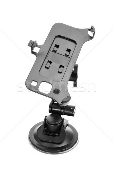smartphone holder Stock photo © nito