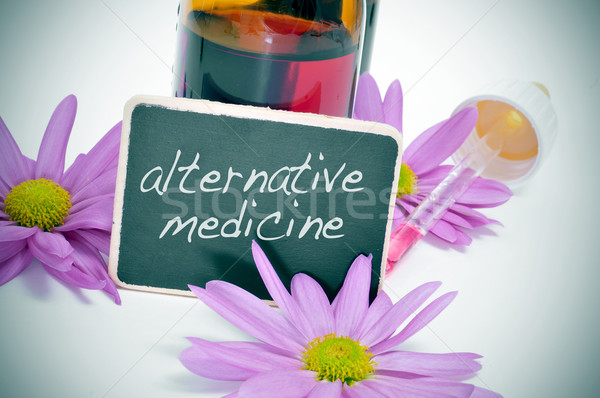 alternative medicine Stock photo © nito