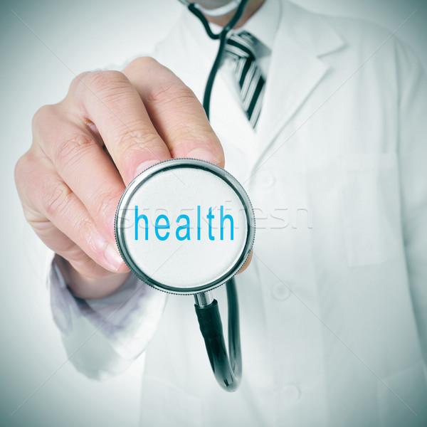health Stock photo © nito