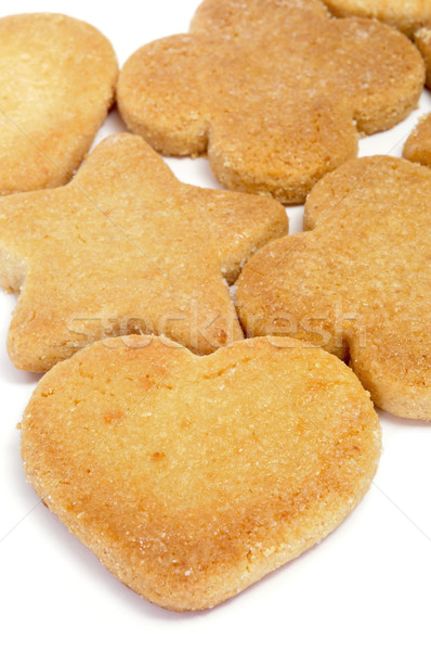 shortbread biscuits Stock photo © nito