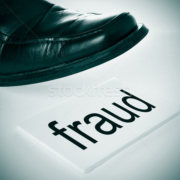fraud Stock photo © nito
