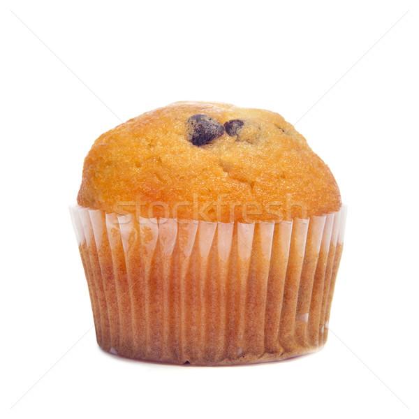 Blanco torta taza comer Foto stock © nito