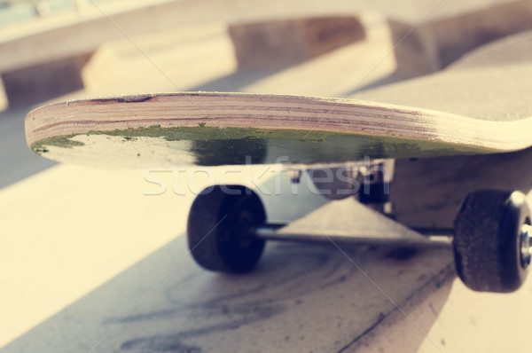 skateboarding Stock photo © nito