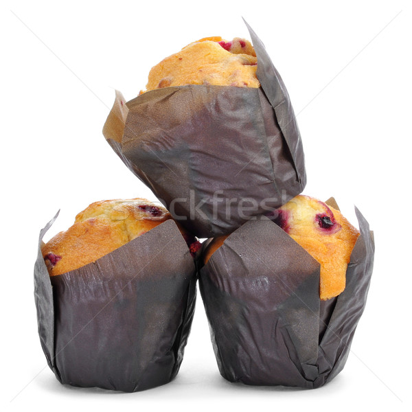 redcurrant muffins Stock photo © nito