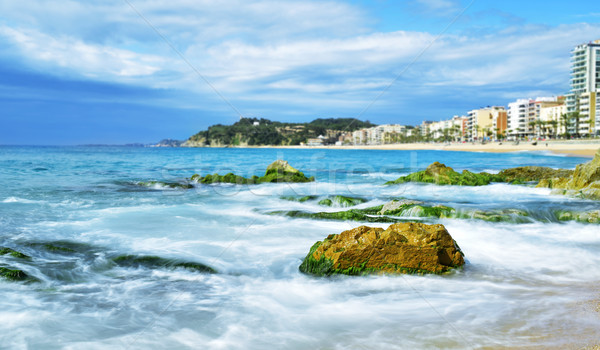 Lloret de Mar, Spain Stock photo © nito